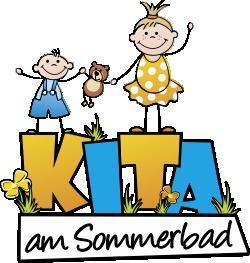 Logo Kita am Sommerbad